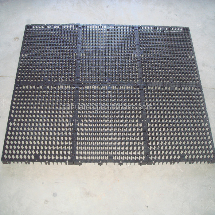 HDPE plastic black or orange drainage board for roof garden competitive price