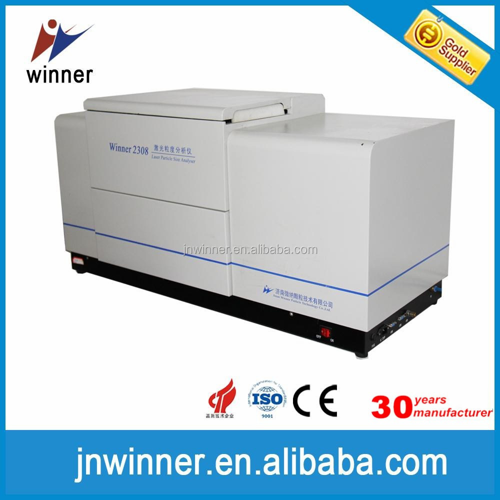 Automatic light path alignment function original Winner2308A Sediment Laser particle size analyzer