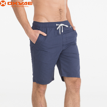 Hot sale new design cotton casual mens summer cargo men's workout shorts navy