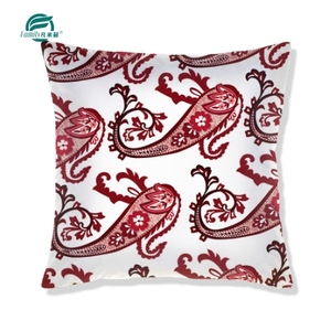 Home decor cushion cover bulk paisley series water proof sofa cover