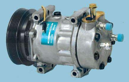New CO 105120C 5048095 99-03 Saab 9-5 UAC A//C Compressor
