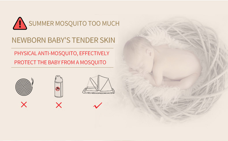 Collapsible infant bed net pops amazon mosquito net