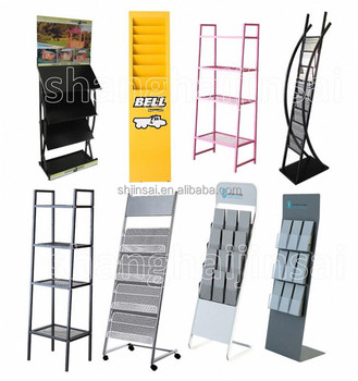 Top Quality Customer Size Custom Cardboard Advertising Display Stands