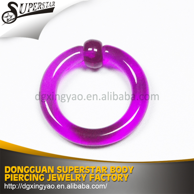 2.0mm,2.5mm,3mm,4mm thickness ball closure bcr rings