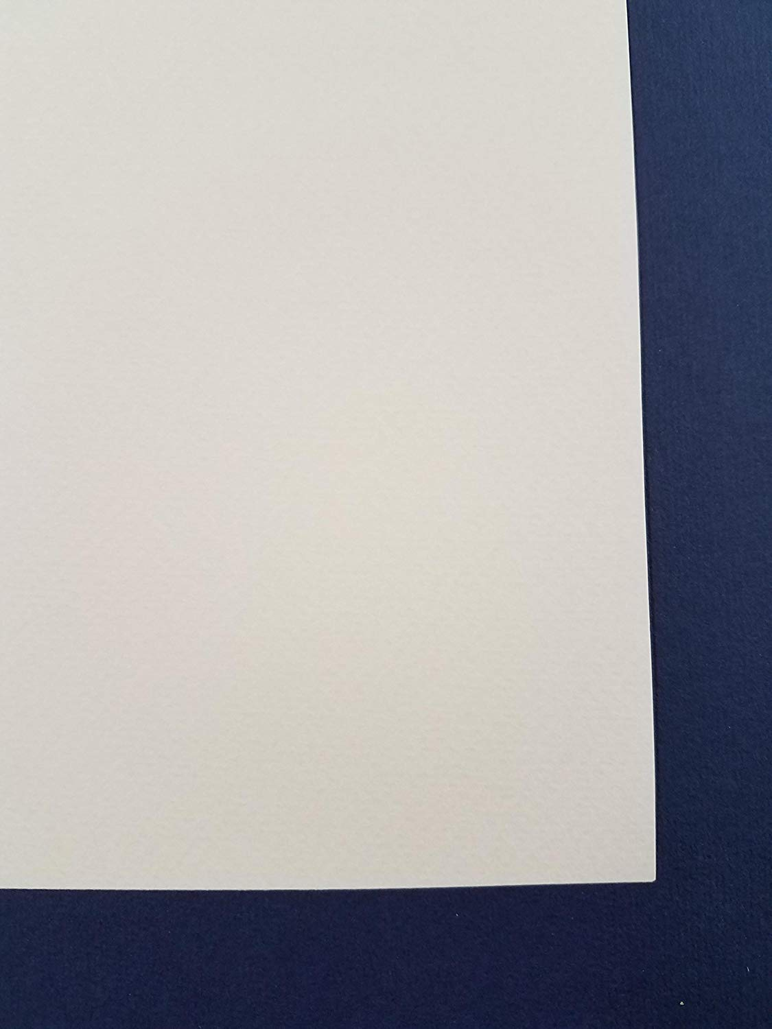 """Fabriano Tiziano, Pearl Gray, 20"""" x 26"""" 160gsm/75lb (10 Sheet Pack)"""