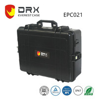 DRX EPC021 ABS hard storage military tough box plastic equipment protective case for weapons