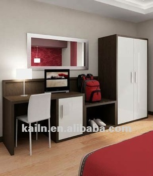 New Design 3 Star Hotel Bedroom Furniture