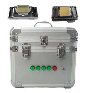 Guangzhou Epson Ultrasonic Printhead Cleaning Machine Eco Solvent Print  Head Cleaner for SPT Konica Polaris UV Printhead