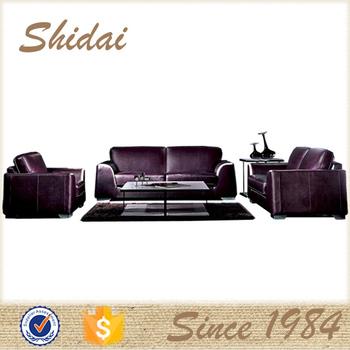 Italian Leather Sofa Manufacturers Modern Model 966