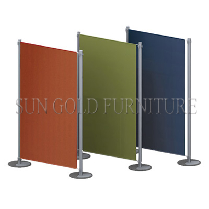 Modern Wood Partition Wall Soundproof Office Room Divider Sz