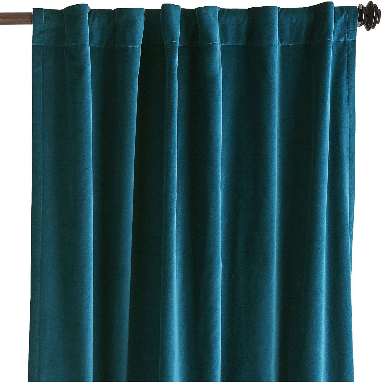 grommet of velvet fresh panel blackout panels purple single curtain soleil geometric curtains