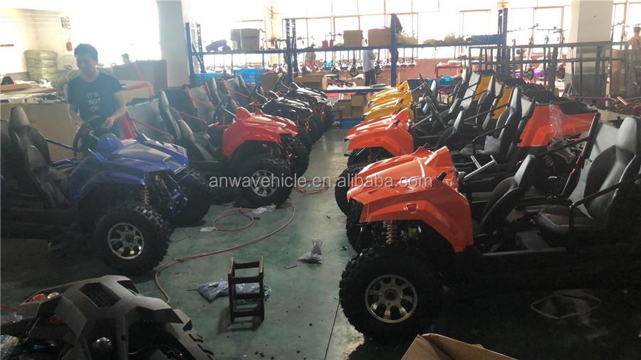 4 wheeler tiempos refrigerado por aire Mini ATV 4x4 500CC