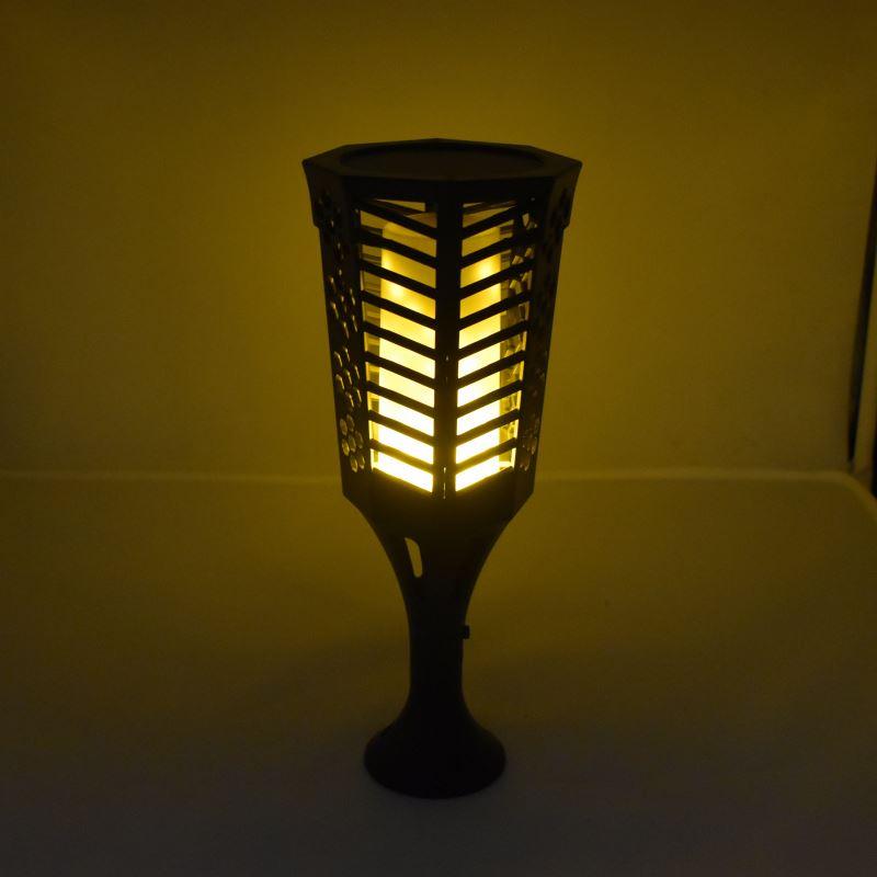 Grossiste lampe solaire fleur-Acheter les meilleurs lampe solaire ...