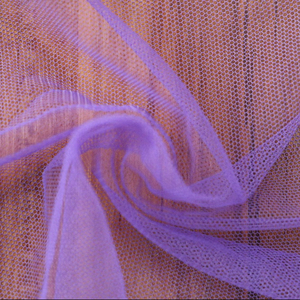 Super quality 40D polyester tulle wedding use and mesh type mosquito netting fabric
