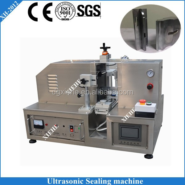 Low Price PLC Control Manual Plastic Tube Sealing Equipment With CE