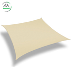 Customized design waterproof polyester sun shade sail