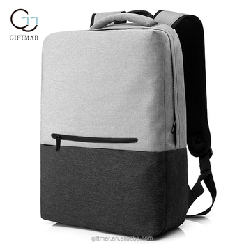 light weight comfortable nylon daily backpack teenage fancy polyester laptop backpack