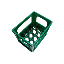 Heavy duty plastic 12 beer bottles crate for sale