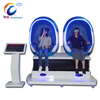 new style Rotating Platform Motion System 9D Simulator Cinema 9D with Gun Shooting Games