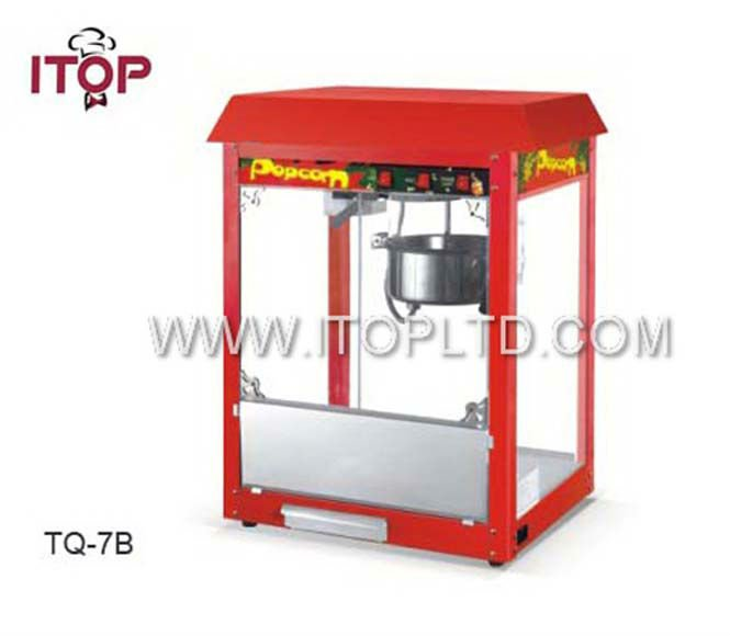 2019 Hot Sale Commercial Electric Industrial Popcorn Machine Price With CE Certificate