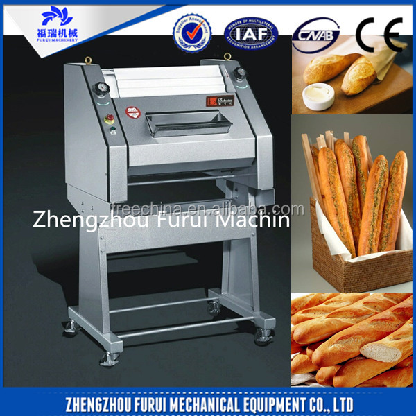 Good performance commercial french long baguette forming machine/bread machine french baguettes molder