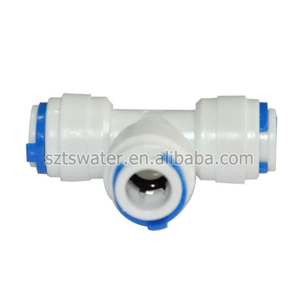 K706 Plastic T-joint Connector Ro Pipe Fittings/3 Way Pipe Connector/female  Thread Connector - Buy T-joint Connector,3 Way Pipe Connector,Female