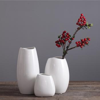 Simple Design Ceramic Art Craft Vase Buy Art Craft Vaseceramic