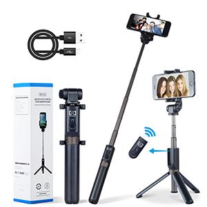 APEXEL 18X Zoom lente teleobjetivo con trípode Universal óptica de vidrio telescopio teléfono Cámara lente 18X25 lente de Zoom teléfono Móvil