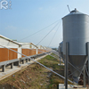 Galvanized steel pig feed silo/metal silo
