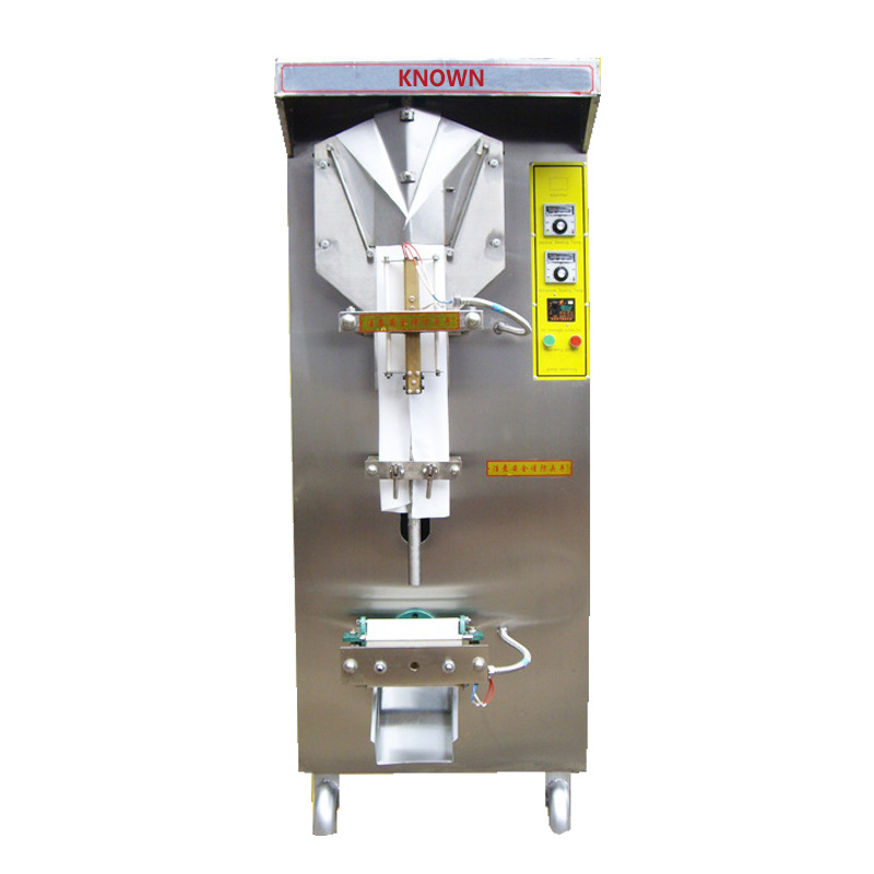KN-7 newly design <strong>water</strong>/milk liquid pouch <strong>sachet</strong> packing filling <strong>machine</strong> automatic price
