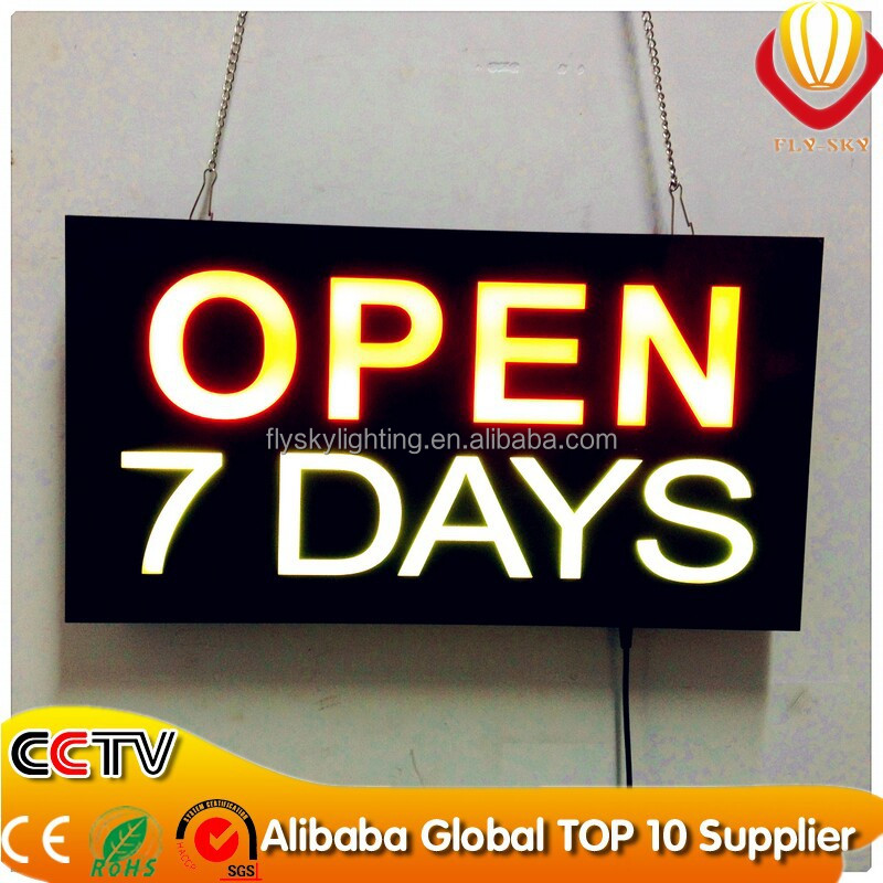 Wholesale Cheap Hair Salon Led Sign Board For Shops Advertising ...