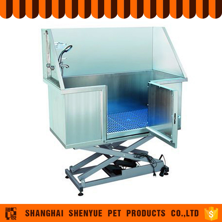 Professional Manufacture Cheap Dog Grooming Bathtub