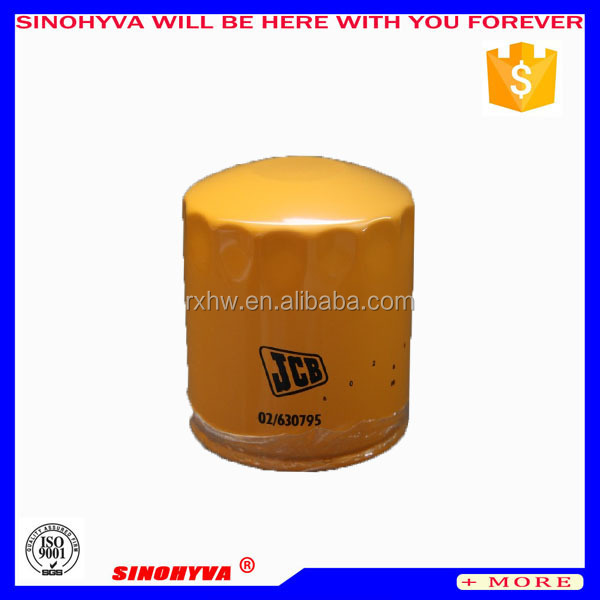 Good Use oil filter JCB excavator oil filter JCB JSH 0022 for JCB excavator parts oil filter