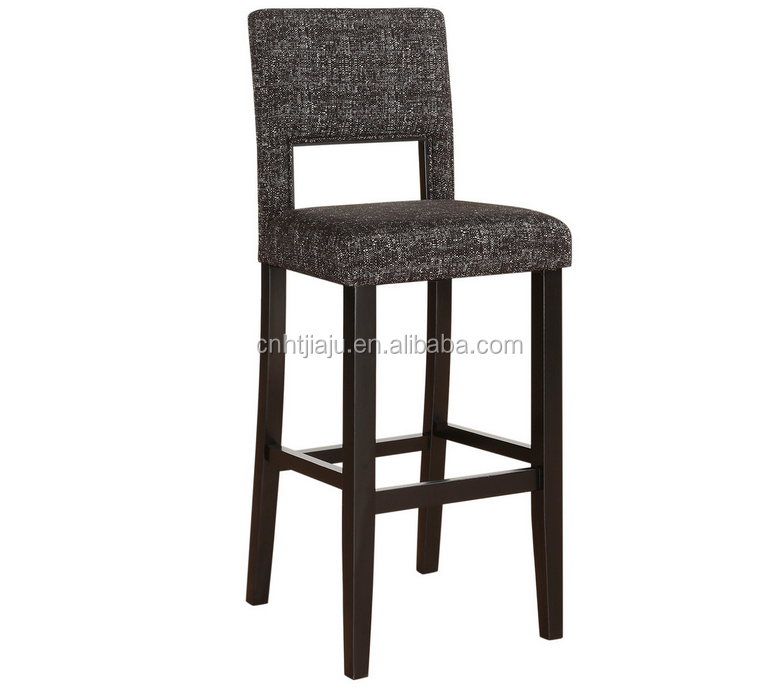 cafe and restaurant wood barstool,modern leather/ fabric bar stool,used restaurant bar stools