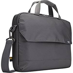 """Case Logic Laptop And 10.1"""" Tablet Attach - Notebook Carrying Case - 15.6"""" - Gray """"Product Type: Supplies & Accessories/Notebook Carrying Cases"""""""