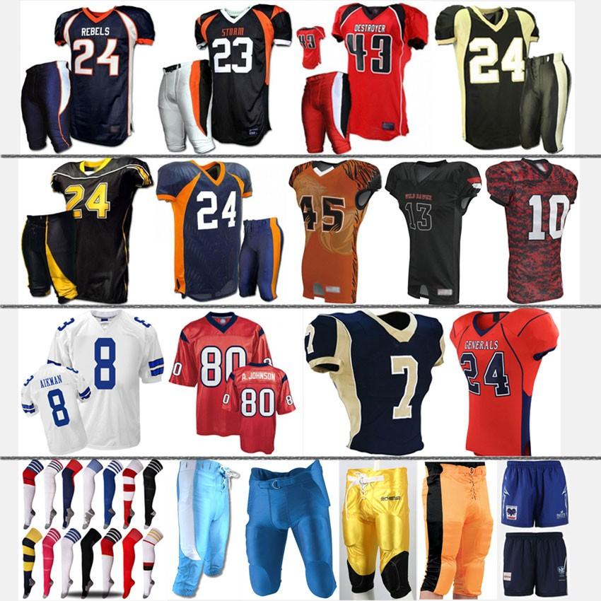 5a6e7aede Sublimada uniformes de futebol americano