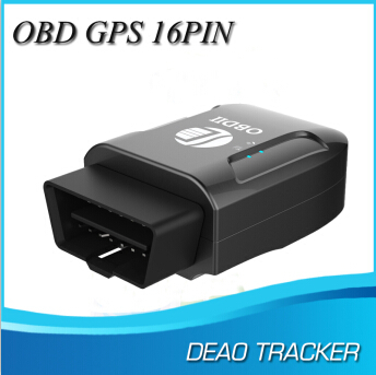 OBD GPS Tracker Diagnostic with OBD tracking system