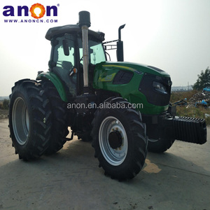ANON hot sales 180HP compact six wheel agricultural tractor big farm tractor for sale