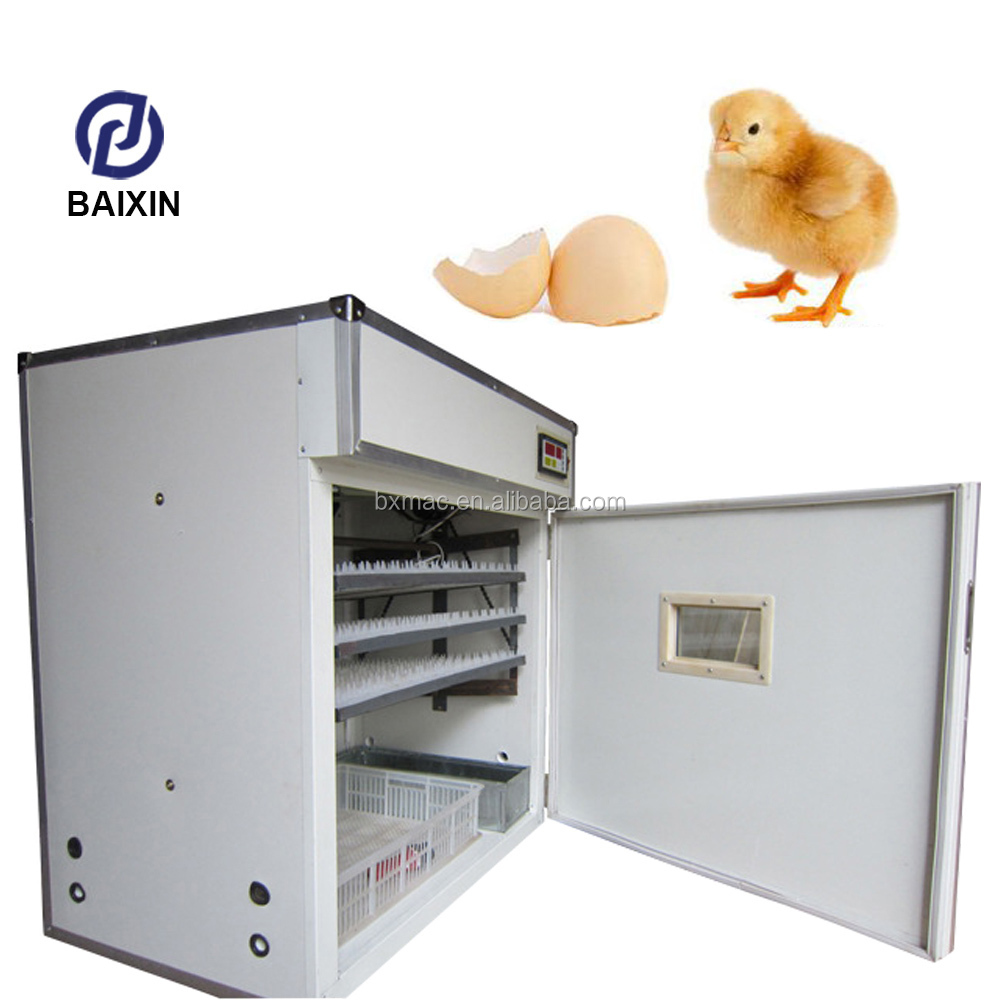 2017 New Design Egg Incubator And Hatcher For Exporting