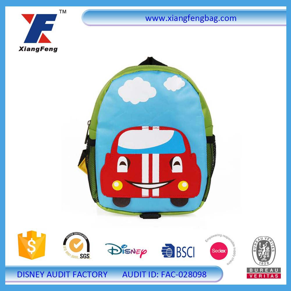 wholesale brand name cartoon kids school bags