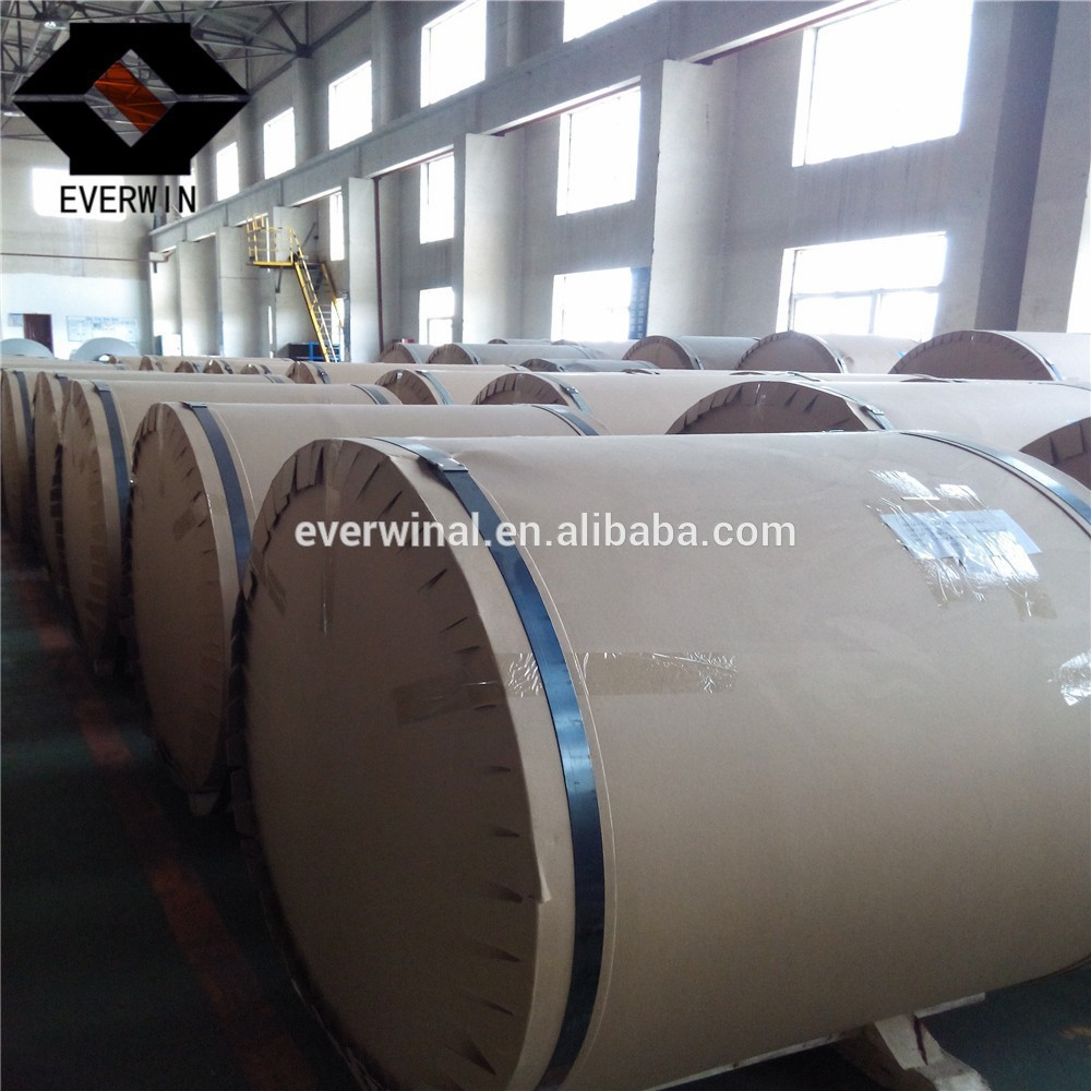 Engineer Overseas Service Hot selling color aluminum coil supplier with low price With Long-term Technical Support
