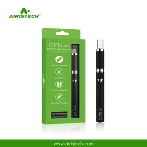 New Item 2018 Airistech Mini Wax Vape Pen Vaporizer Wholesale from Chinese Manufacturing Companies