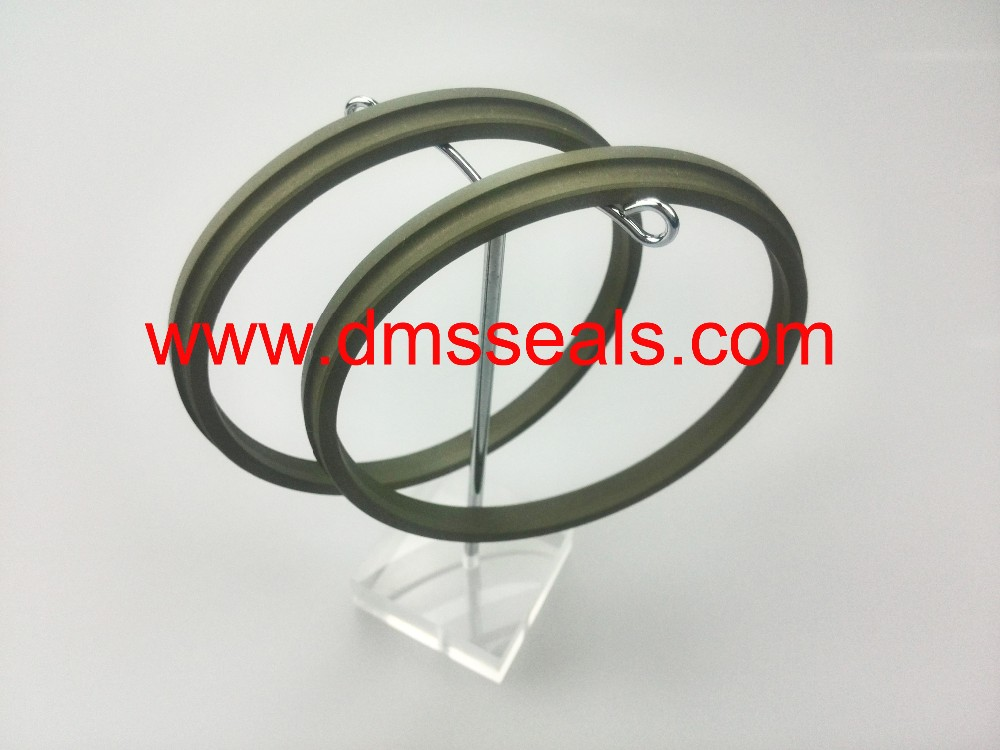 Rod wiper seals GSZ for Ceramic machinery