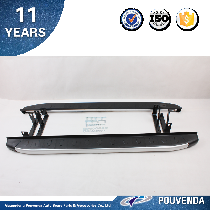 Running Board Side step bar for Ssangyong Rexton