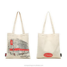 Special design new products best selling organize cotton bags