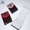 pocket sticky note,sticky note set,combination memo pad writing pad