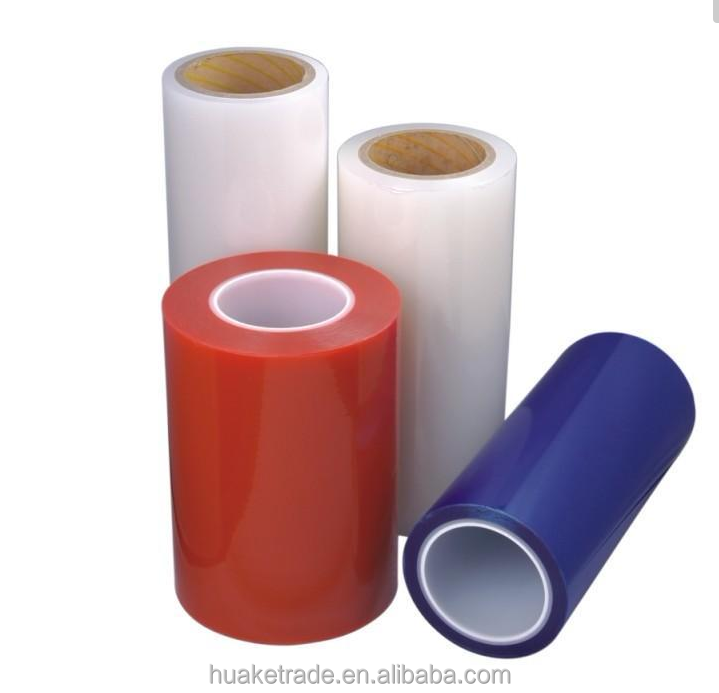 Pe protective Film /Glass Sand Blasting Safety Protective Film From China