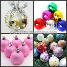 clear glass led chriatmas wholesale ball