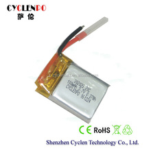 Lipo battery safety 3.7V 100mah 20C 302025 battery, high discharge lipo battery