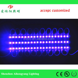 LED modules type and red,green,blue,white,yellow,emitting color led module 5050